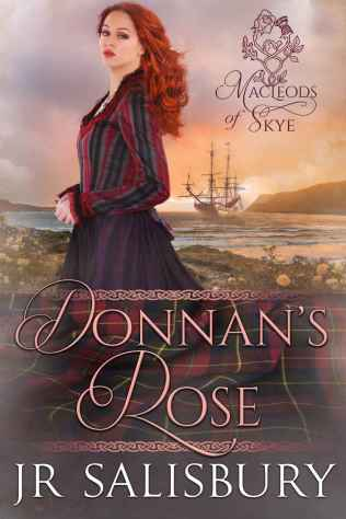 Donnan's Rose Cover