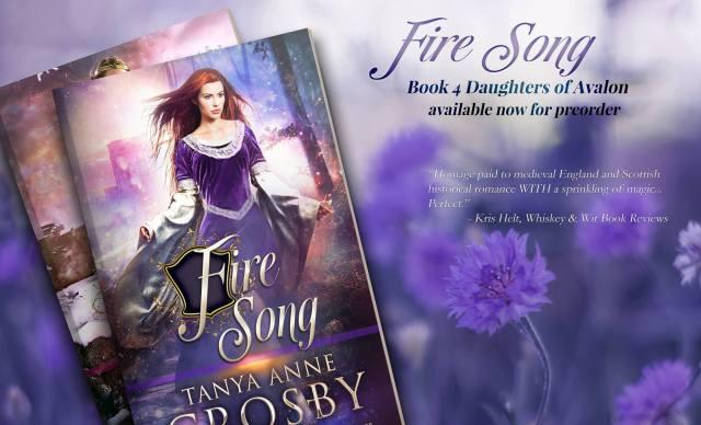 Fire Song banner
