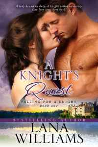 knights quest cover