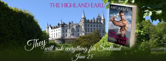 the highland earl release banner