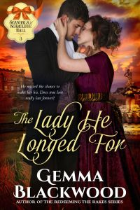 the lady he longed for cover