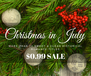 Christmas in July $0.99 Sale