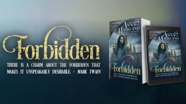Forbidden Banner