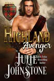 Highland Avenger cover