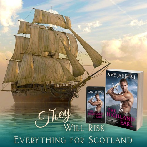 Highland earl Release banner3