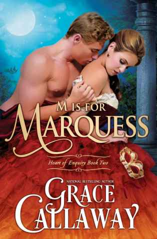 M is For Marquess cover