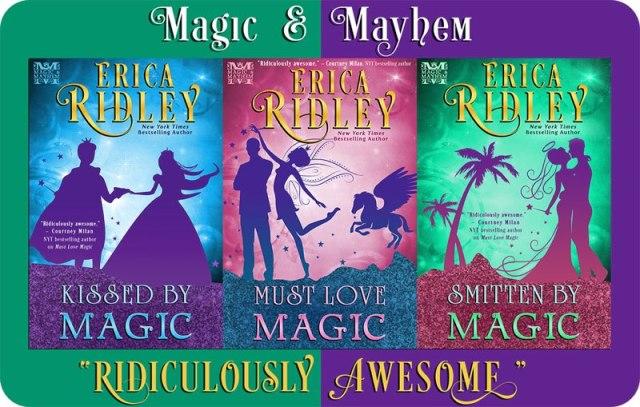 Magic & Mayhem banner