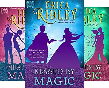 magic & Mayhem series