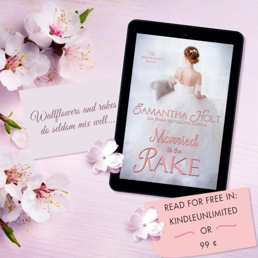 married to the rake new release