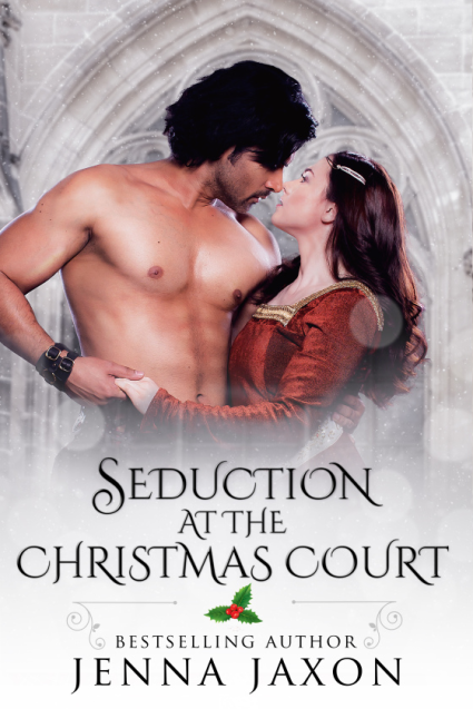 Seduction at the Christmas Court Cover