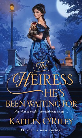 The Heiress He's Benn Waiting For cover