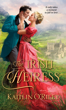 the irish heiress cover