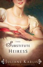 The Substitute Heiress Cover