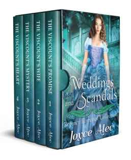 Weddings and Scandals Boxed Set