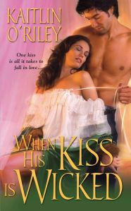 when his kiss was wicked book 1