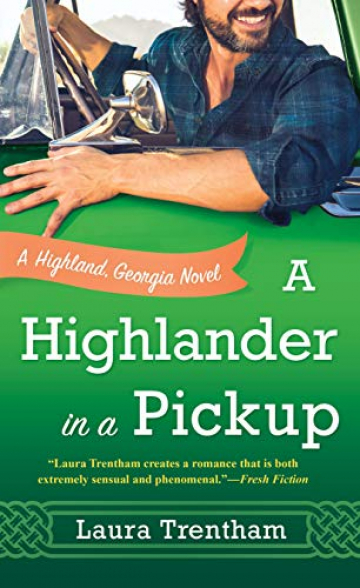 A Highlander in a Pickup Cover Reveal