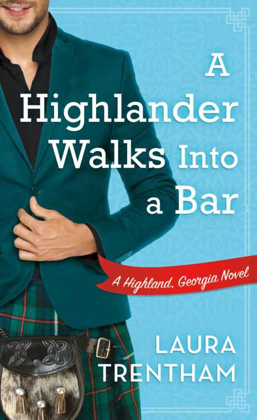 A Highlander Walks Into a Bar Large Cover