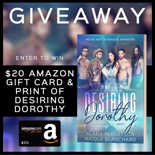 DesiringDorothy_Giveaway