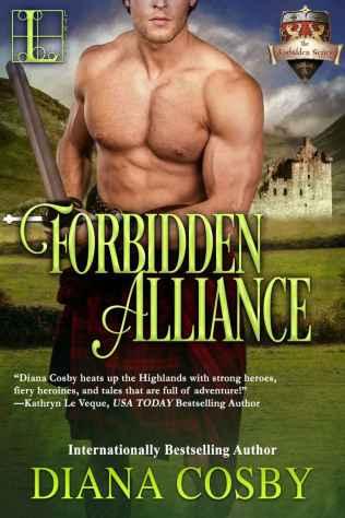 Forbidden alliance cover