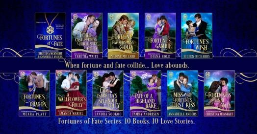 Fortune's Fate 10 book series