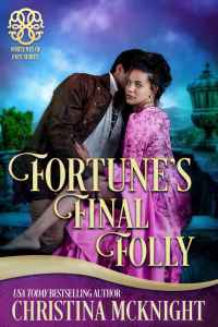 Fortune's Final Folly cover
