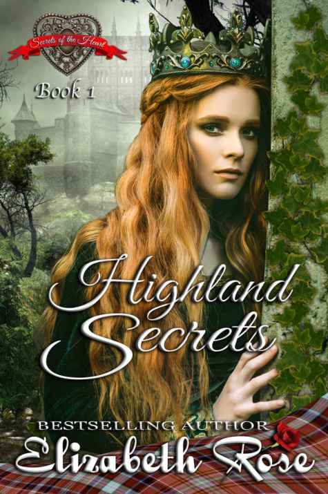 Highland Secrets Cover