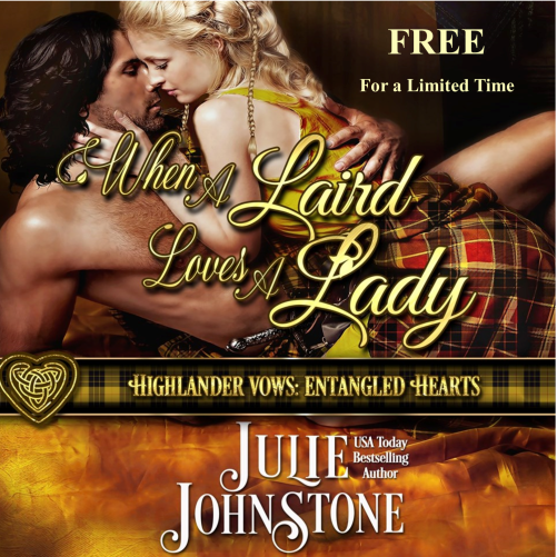 Julie Johnstone Free book