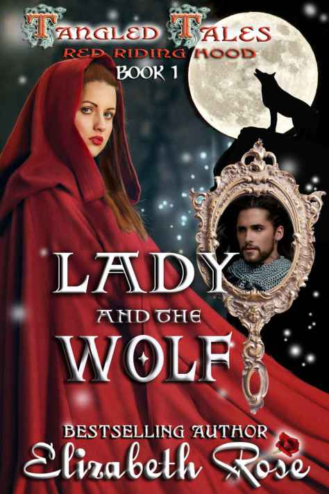 Lady and the Wolf Cover