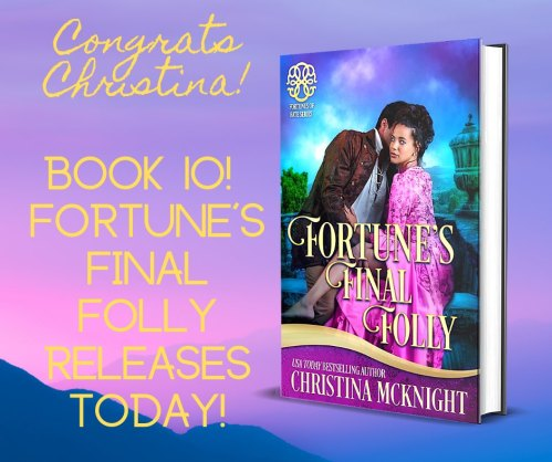 Release Day Fortune's Folly