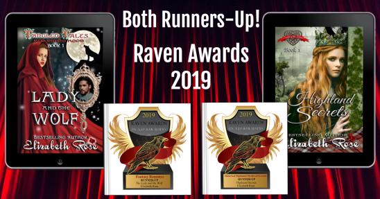 Runner-up Raven Awards