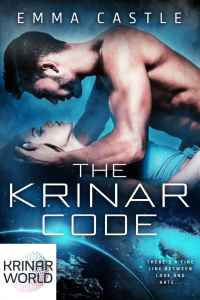 The Krinar Code Cover