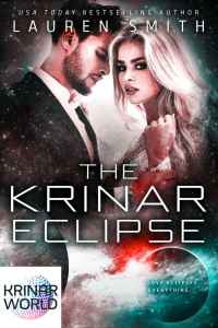 The Krinar Eclipse cover