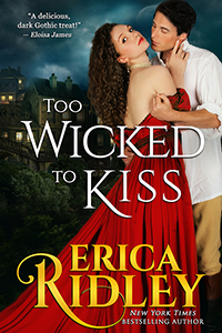 Too Wicked to Kiss cover