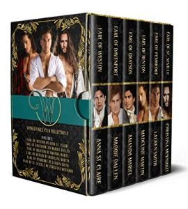 wicked earl's club boxed set 6-11
