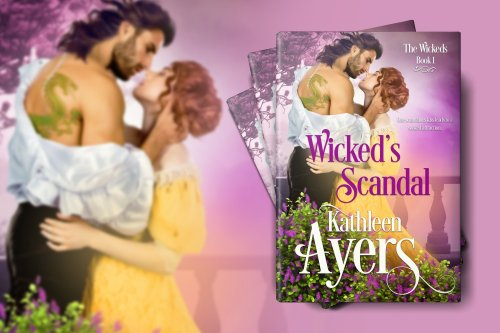Wickeds Scandal banner