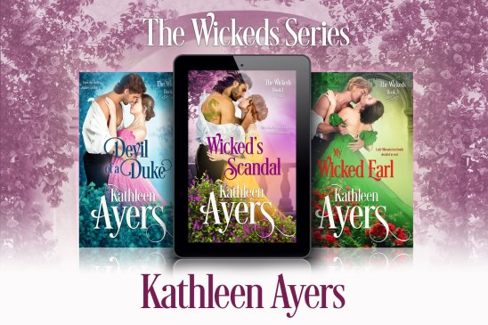 Wickeds Series Banner