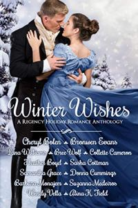winter wishes cover