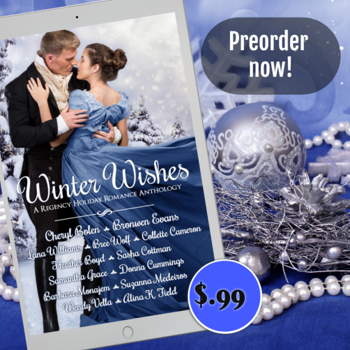 Winter Wishes Pre-Order
