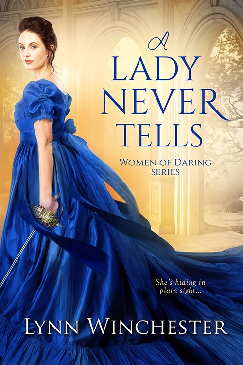 a lady never tells cover