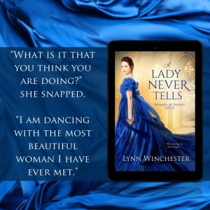 A lady Never Tells teaser 1