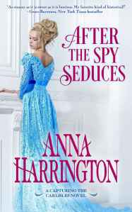 After The Spy Seduces Cover