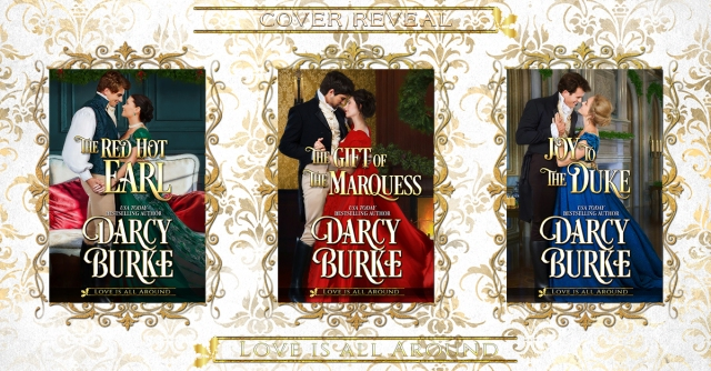 Darcy Burke New Holiday Series