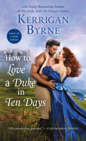 How to Love a Duke in Ten days Cover
