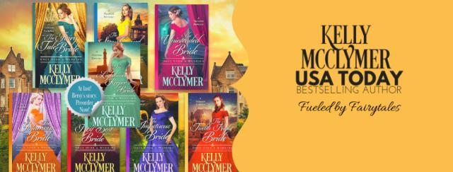 Kelly McClymer Books banner