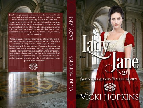 Lady Jane Paperback Cover