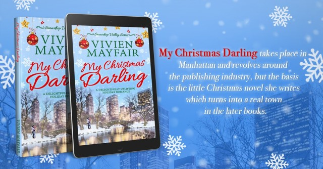 My Christmas Darling Banner