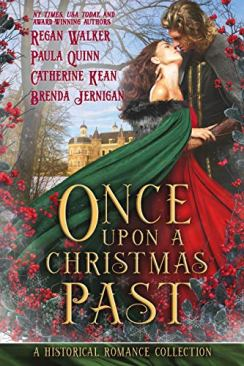 Once Upon a Christmas Past Cover