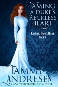 Taming a Duke's Restless Heart