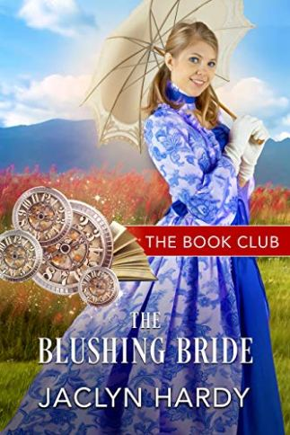 The Blushing Bride Cover