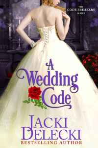 the wedding code book cover